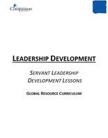 Leadership Development: Servant Leadership Lessons