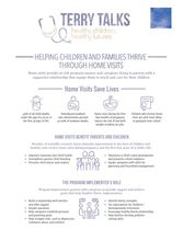 Terry Talks: Helping Children and Families Thrive Through Home Visits (Infographic)