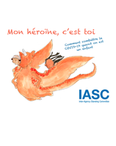 """My Hero is You"" Storybook for Children (French)"