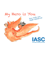 """My Hero is You"" Storybook for Children (Multiple Languages)"