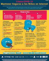 COVID-19 Parenting: Keeping Children Safe Online (Spanish)