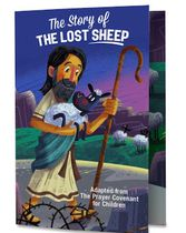 The Lost Sheep Engager Tract