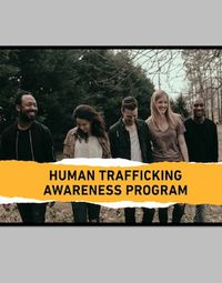 A21 Secondary Human Trafficking Awareness Program