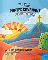 The Prayer Covenant for Children Coloring Book (8.5x11)