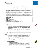 Socio-Emotional - 6 to 8 - Year 1