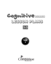 English African Core Curriculum - Cognitive - 3 to 5 - Year 1