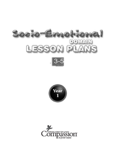English African Core Curriculum - Socio-Emotional - 3 to 5 - Year 1