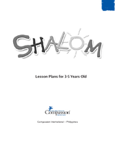 Shalom Year 1: Ages 3-5