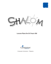 Shalom Year 1: Ages 6-8