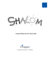 Shalom Year 1: Ages 9-11
