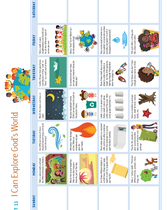 Supplemental Curriculum (3-5 Year Old): Unit 11