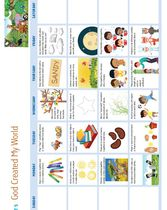 Supplemental Curriculum (3-5 Year Old): Unit 5