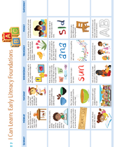Supplemental Curriculum (3-5 Year Old): Unit 7