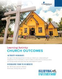 Church Outcomes