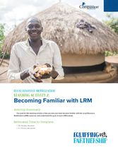 Becoming Familiar with LRM