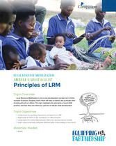 What is LRM? Principles of LRM