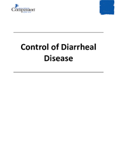 Document 3: Health Resource: Control of Diarrheal Disease