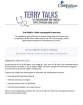 Terry Talks: Helping Children and Families Thrive Through Home Visits (Discussion Guide)