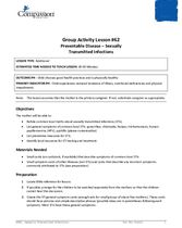GR62: Preventable Disease - STIs