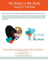 Say No to Secrets Song 6 Video Tutorial
